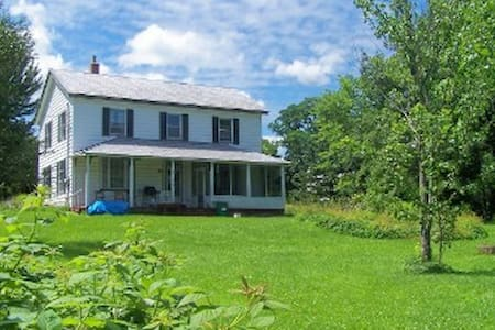 Private Double Room on the Farm - Gagetown