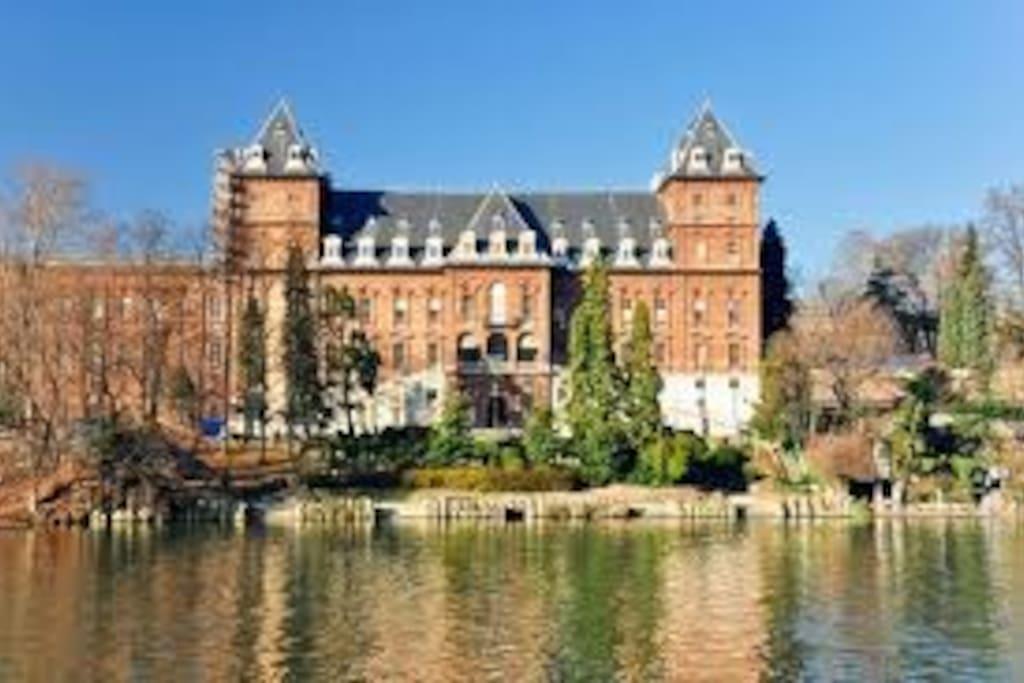 castello di architettura del valentino (vicino a casa)