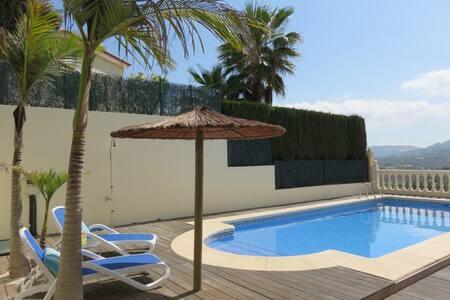 Denia - Costa Blanca - Villa Ibiza  - Casa de camp