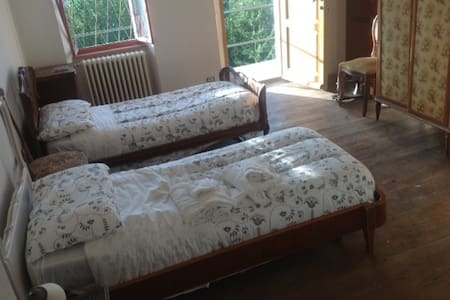 B & B from Giacomone 2-bedded room - Ameno
