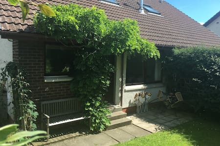 Single room, in cozy little house - Inverness - House