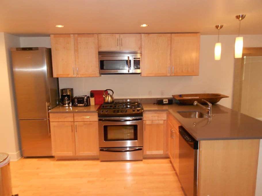 Luxury DC Apt. in Perfect location!