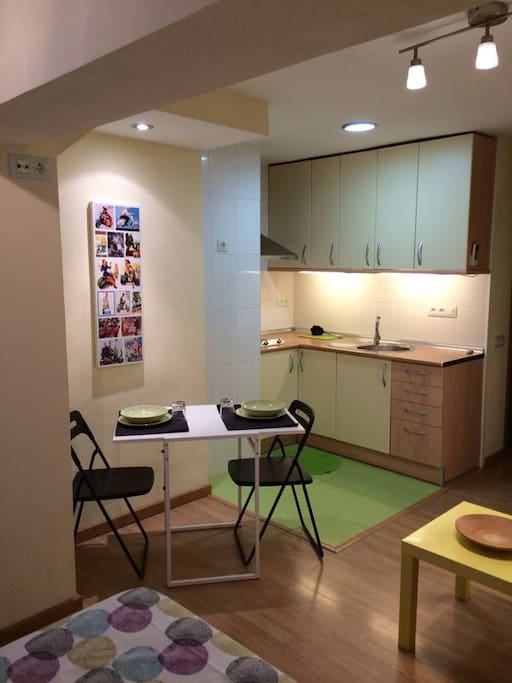 Estudio centro de Tossa (Wi-Fi)