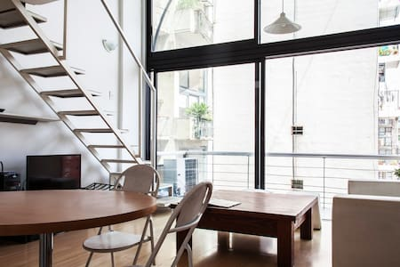BEAUTIFUL LOFT in Palermo, Cañitas.
