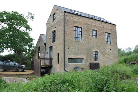 The Pumphouse, Hilgay - Norfolk
