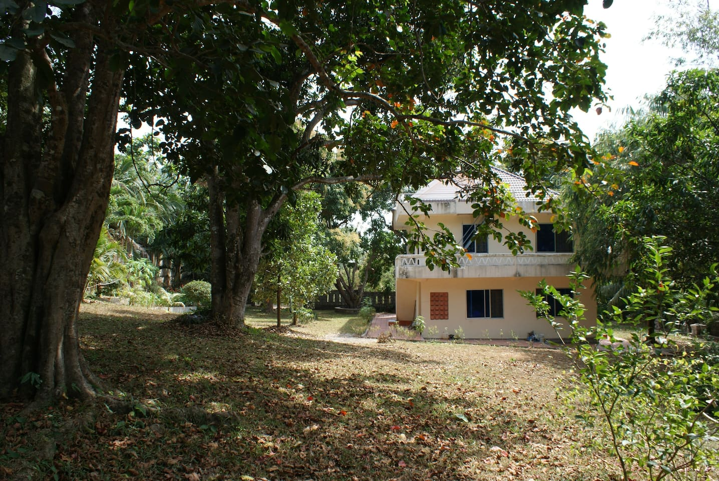 Kep villa - Back view
