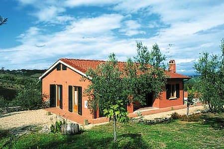 La Casa Rossa - Wohnung
