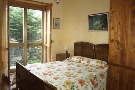 Cucetto Room is a room with a view  - Bed & Breakfast