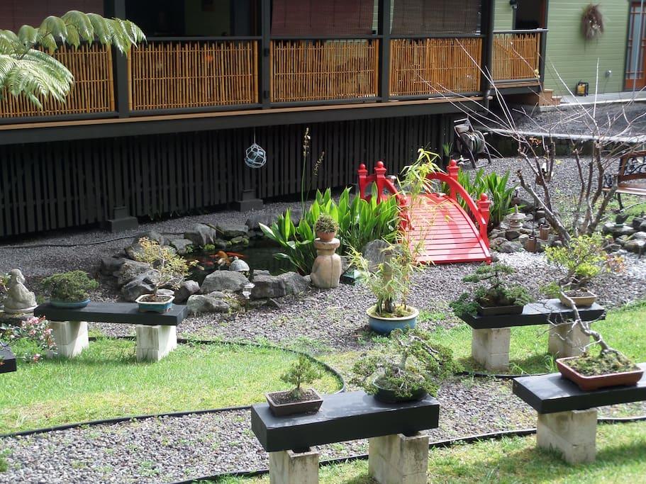 House of Bonsai Vacation Rental