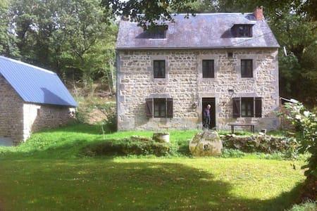 Authentique maison des Combrailles  - House