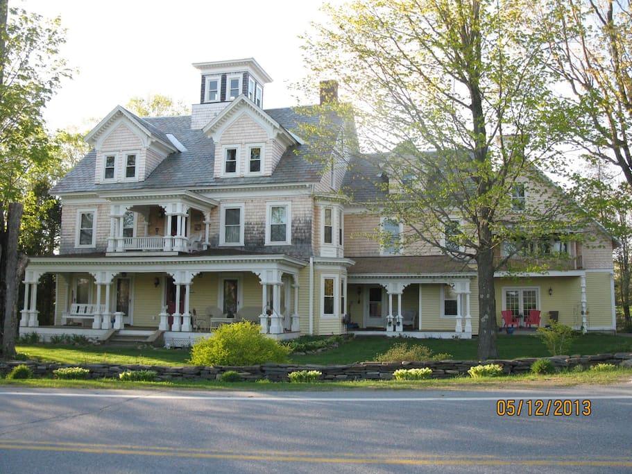 The Sawyer Mansion