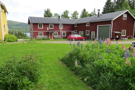 Fin stuga på lantgård - Sweden4u - Cabin