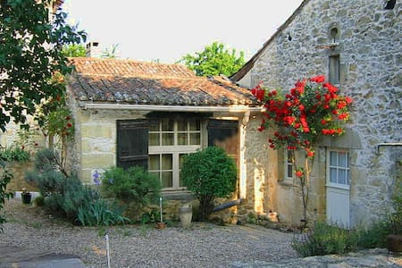Charming cottage in Bordeaux wine area - Dom