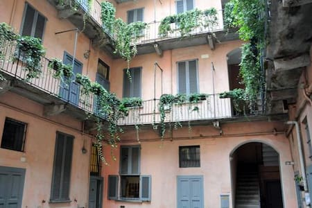Central Cozy and Cheap in Old Milan
