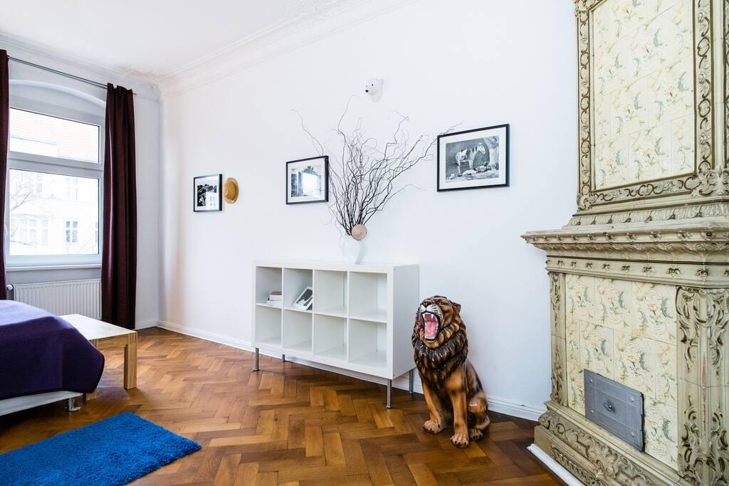 Boho Berlin for 6 Design Apartmnt 5