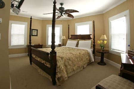 The Captains Quarters - Bedroom 2 - Casa