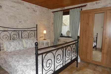 2b The Hunter's House Cottage - Mount Troodos - Trimiklini - Casa