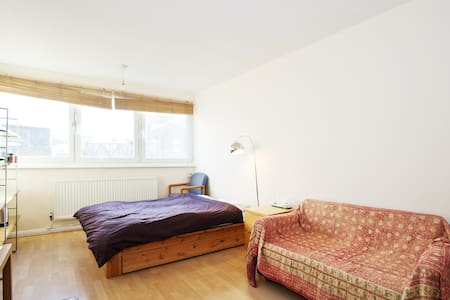 Central London large double bedroom