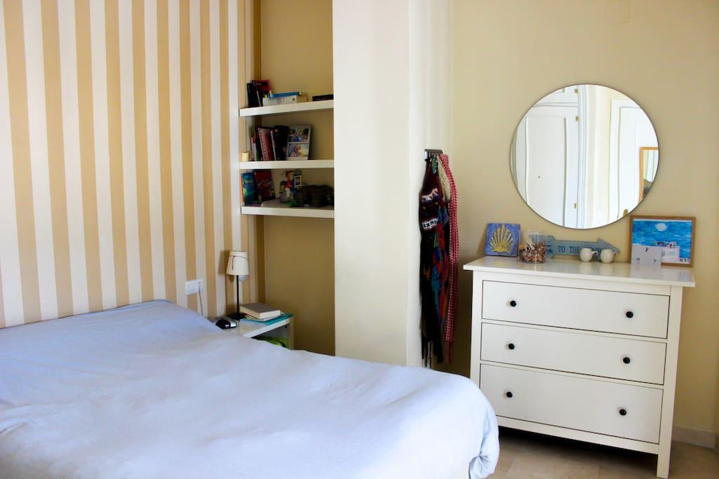 Nuestra habitación...