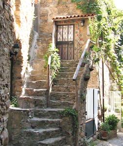 Medieval House Italian Riviera - Haus