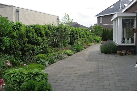 B&B Amber : room with private bathroom - Lelystad - Villa
