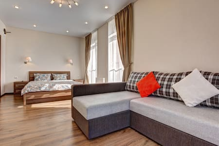 New apartment in the center of city - Sankt-Peterburg - Wohnung