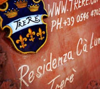 Camera in Villa con Piscina - Faenza