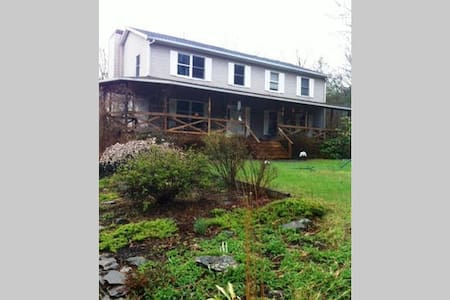 Airy Sunny  Private Bed & Pvt Bath - Saugerties - Bed & Breakfast