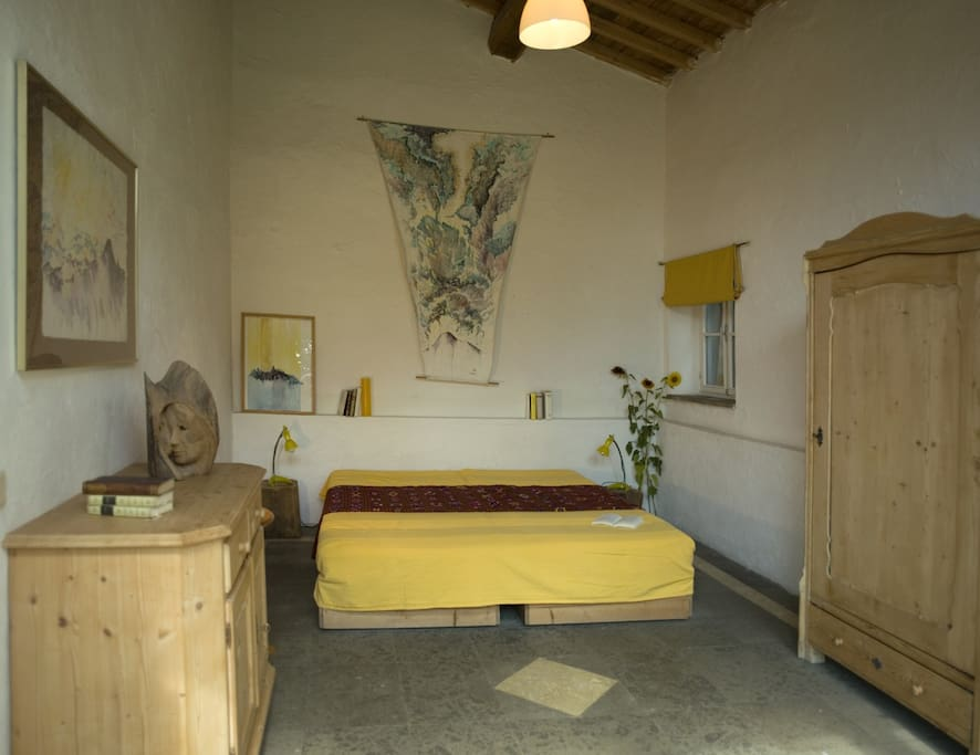 La Grapo: Bedroom