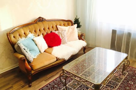 Charming apartment 10 minutes to city center - Wohnung