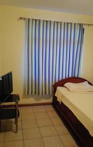 Habitación 10minutos de San jose - Slaapzaal