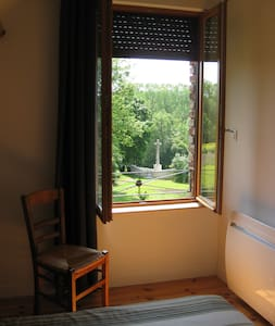 Lovely Apartment in WW1 area - Authuille - Appartement