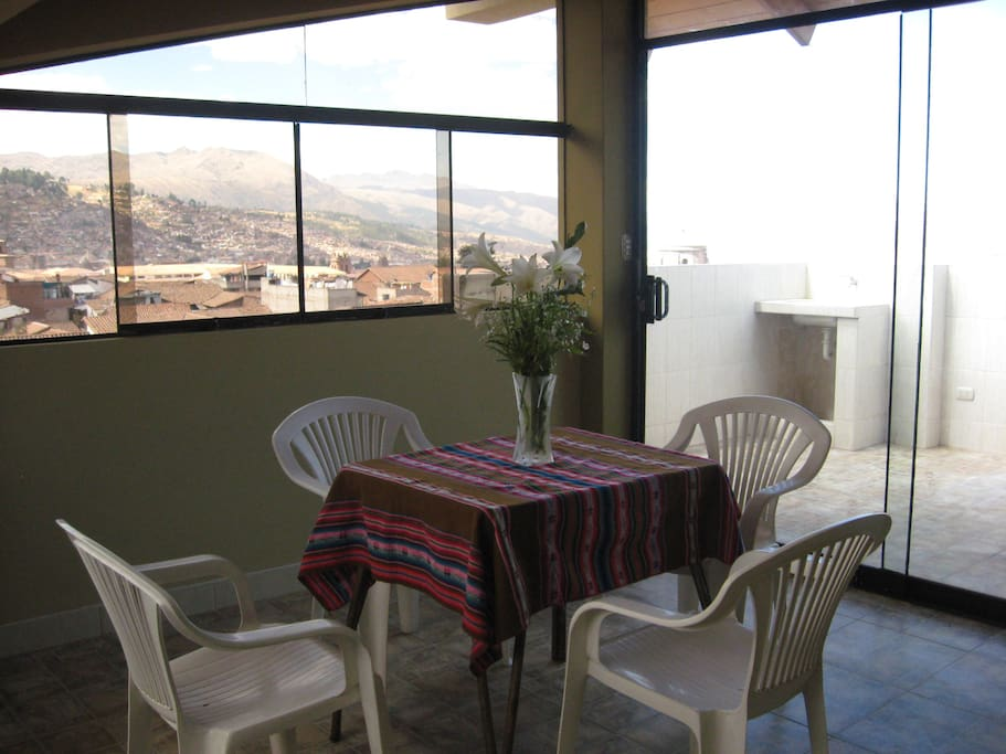 WE RENT ROOMS IN CUSCO DOWN TOWN