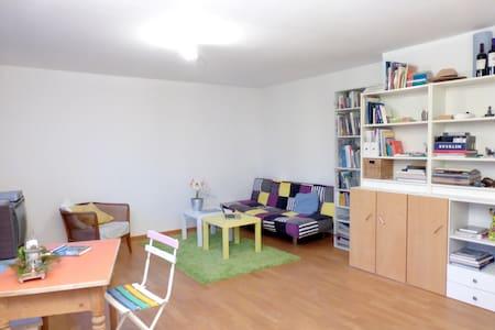 Spacious Lakeside Garden Loft - Apartamento