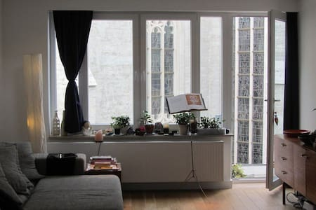 Charming Studio 50 Sq. m - terrace - Apartment