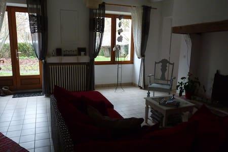 Maison dans  une village medival - Huis