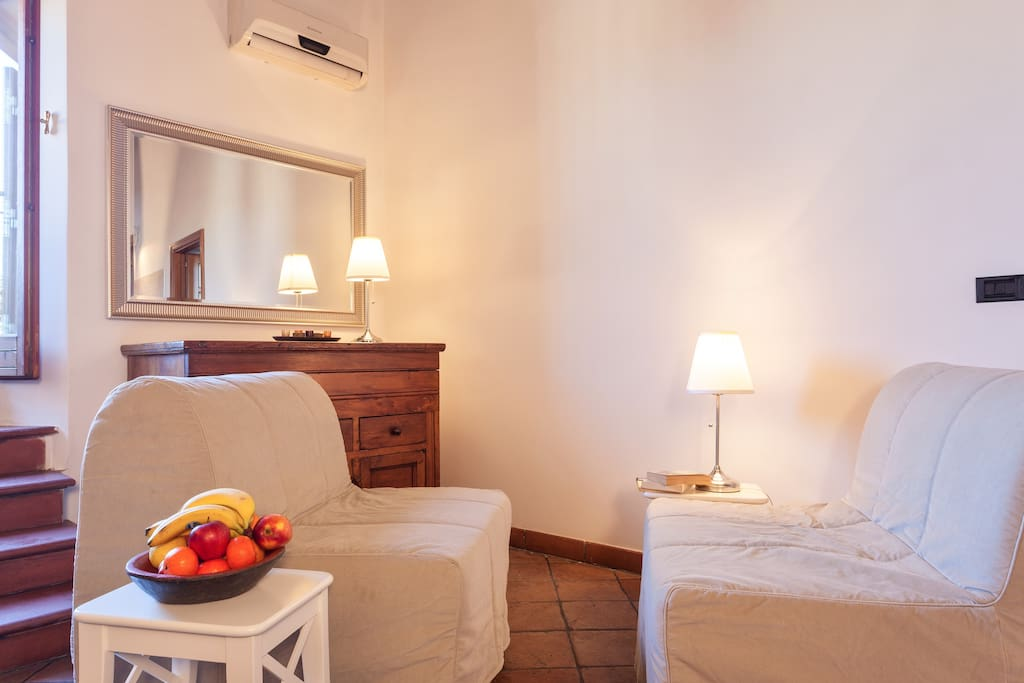 Rome's heart accomodation low cost