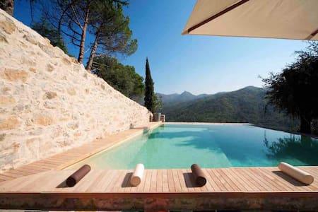 Country villa, pool, Cinque Terre - Villa