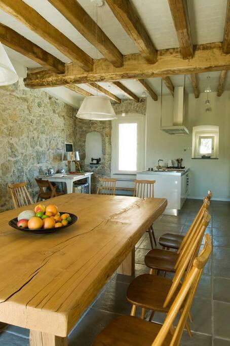 Country villa, pool, Cinque Terre
