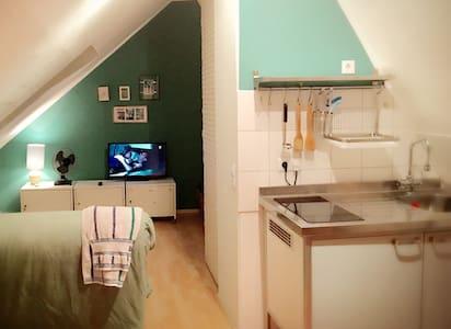 Gemütliches 1 Zimmer Apartment - Duisburg - Apartment