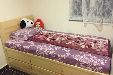 Cozy & clean room, 5 mins to MTR - Tsuen Wan - Lakás