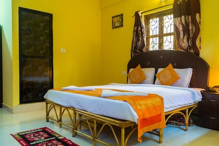 candolim delux room - Candolim - Bed & Breakfast
