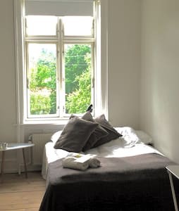 Top location double room with view - Frederiksberg - Apartment