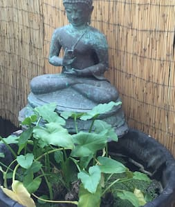 Zen Garden Sanctuary - Santa Cruz - Bed & Breakfast
