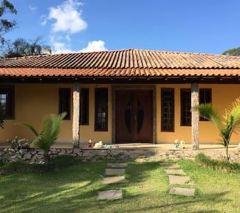 Recanto Ohana - Linda casa de campo - Ibiúna - House
