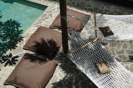 Boutique Hotel + Coworking Space—heart of Ubud #12 - Ubud - Bed & Breakfast