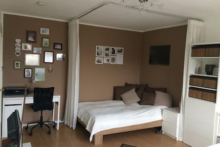 Stilvolle Wohnung in der Stadtmitte - Leilighet