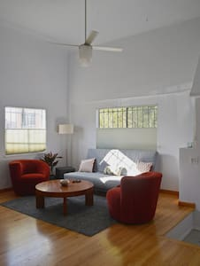 Private flat: Spacious, convenient Bay Area locale - Oakland - Apartment
