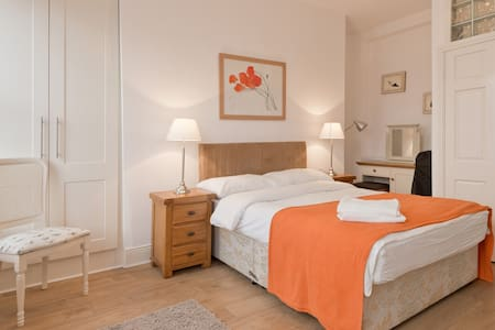 D Double room double bed & guestbed - Dublin 1 - House