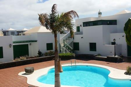 Coqueto apartamento - Costa Teguise - Apartment